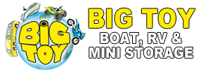 BIG TOY BOAT RV & MINI STORAGE Logo